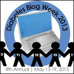 diabetes blog week May 2013